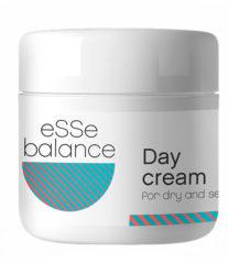 Крем дневной для сухой и чувствительной кожи SPF 10